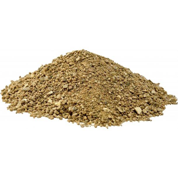 Afretningsgrus/Brolæggergrus 0-8 mm 1 ton