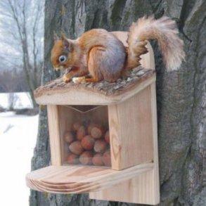 Egernhuse, andehus, insektdating osv.