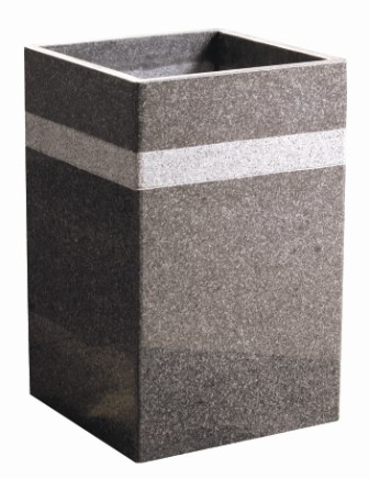 Granit krukker og lamper - Audebo Havecenter
