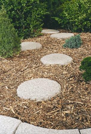 Granitsten til haven