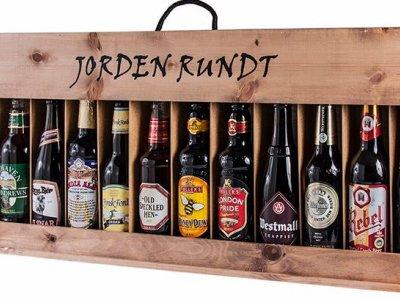 Øl fra diverse bryggerier