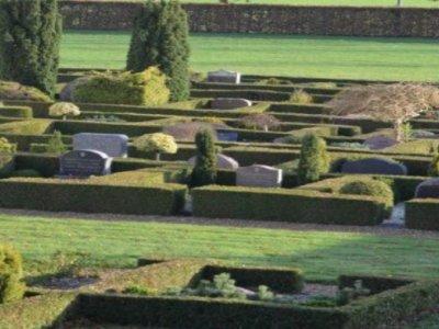 Kirkegårdspynt