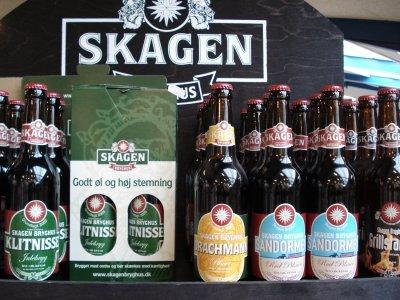 Øl fra Skagen Bryghus