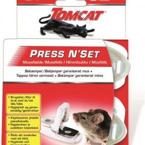 Bekæmpelse af mus og rotter